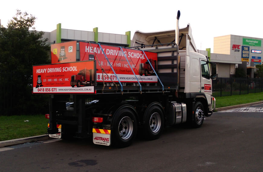 HDS Truck 04